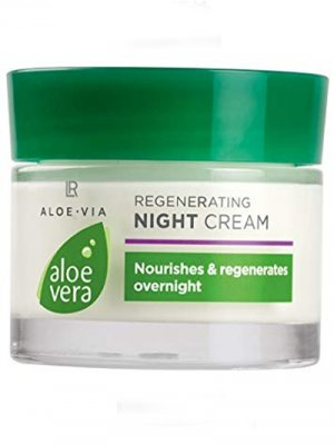 Aloe Vera Regenerating Night Cream
