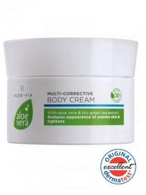 Aloe Vera Multi-Corrective Body Cream