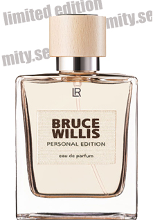 Bruce Willis parfym summer edition.