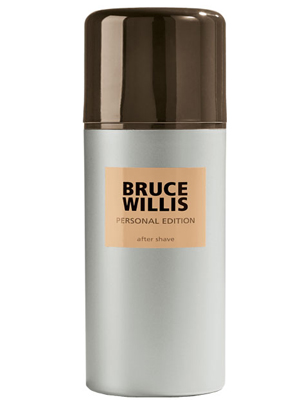 Bruce Willis Personal Edition After Shave Creme gel