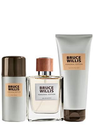Bruce Willis Personal edition set