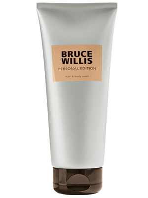 Bruce Willis Personal edition Hair & Body Shampoo.