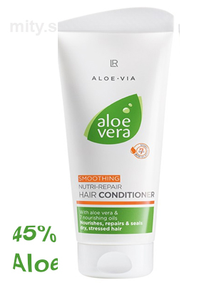 Aloe Vera Nutri-Repair Hair Conditioner - hårbalsam