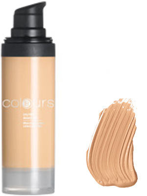 Foundation Oilfree Nr.4 Medium Caramel.