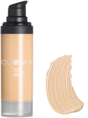 Foundation Oil free Nr. 7 Light Sand.