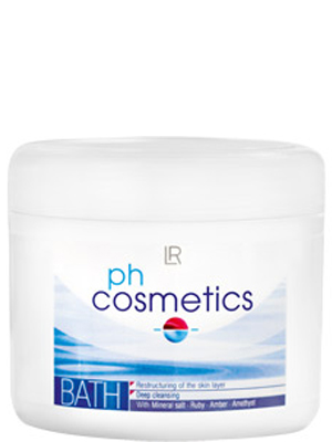 ph Cosmetics Bath.