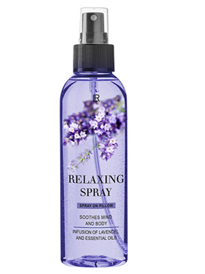 Relaxing Spray.