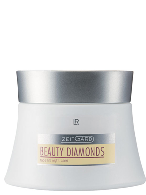 Zeitgard Beauty Diamonds Nattkräm.
